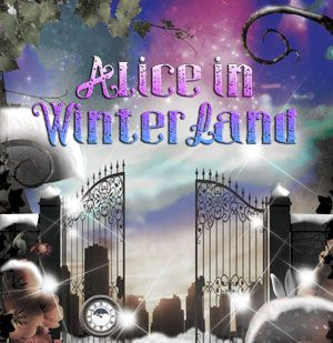 Alice in Winterland Shared Christmas Party