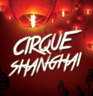 Cirque Shanghai Shared Christmas Party