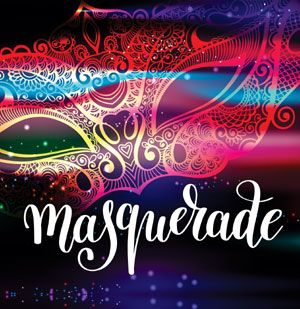 Masquerade Shared Christmas Party