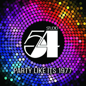 Studio 54 Logo V3 Awesome Christmas Parties 2020